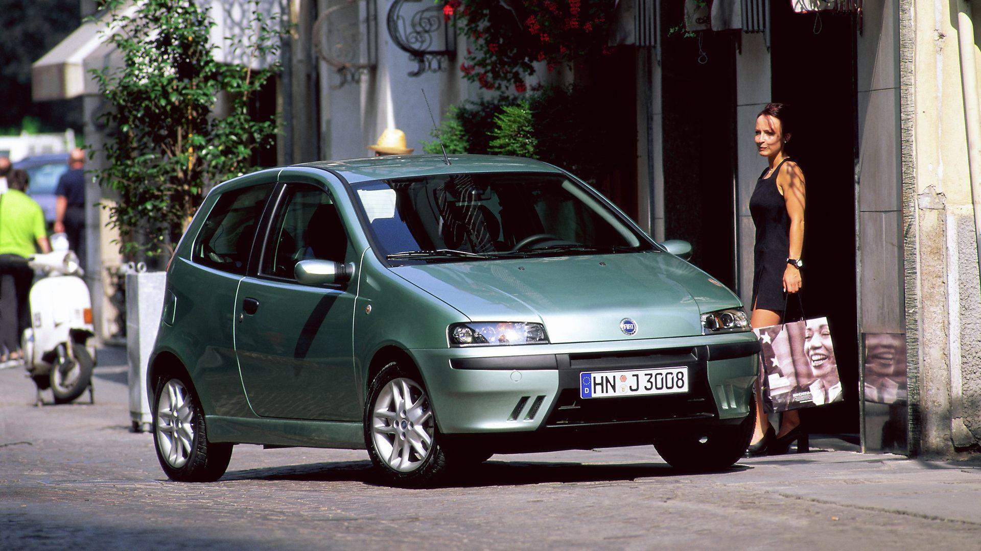 Fiat Punto HGT 1999 1