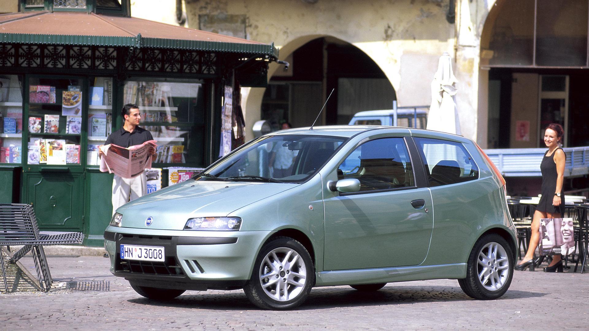Fiat Punto HGT 1999 2