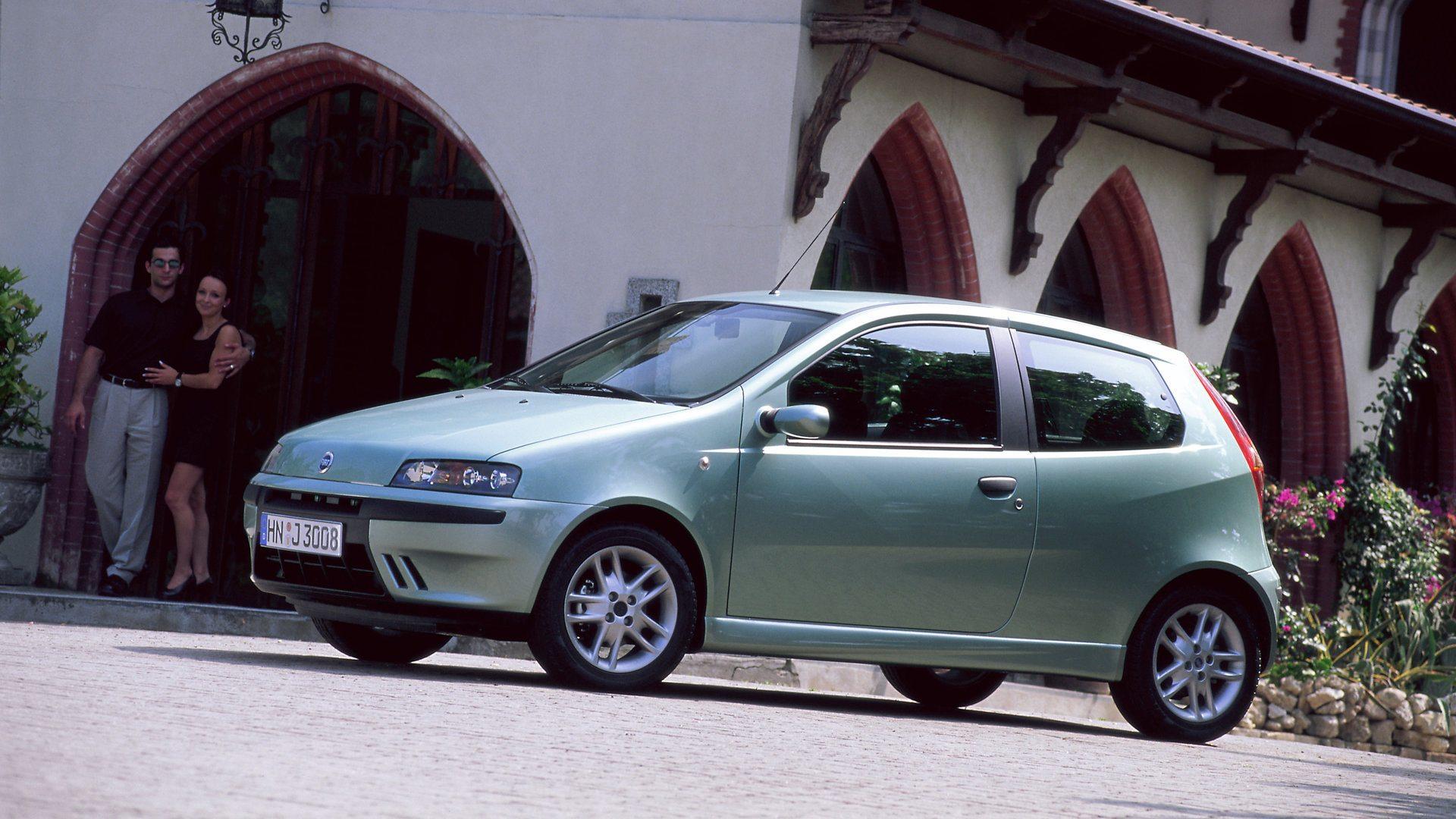 Fiat Punto HGT 1999 3
