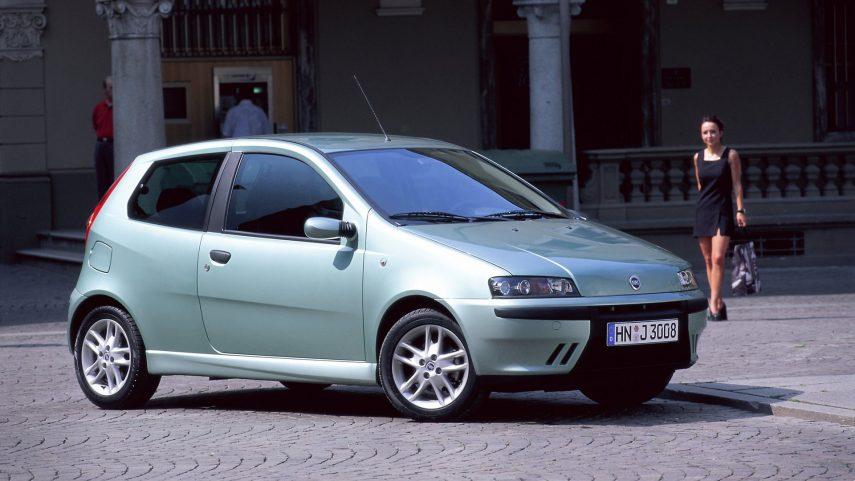Coche del día: Fiat Punto 1.8 16v HGT (188)