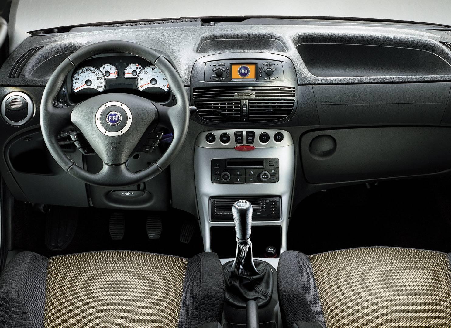 Fiat Punto HGT 2003
