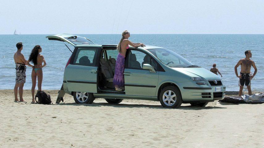 Coche del día: Fiat Ulysse 2.2 JTD (II)