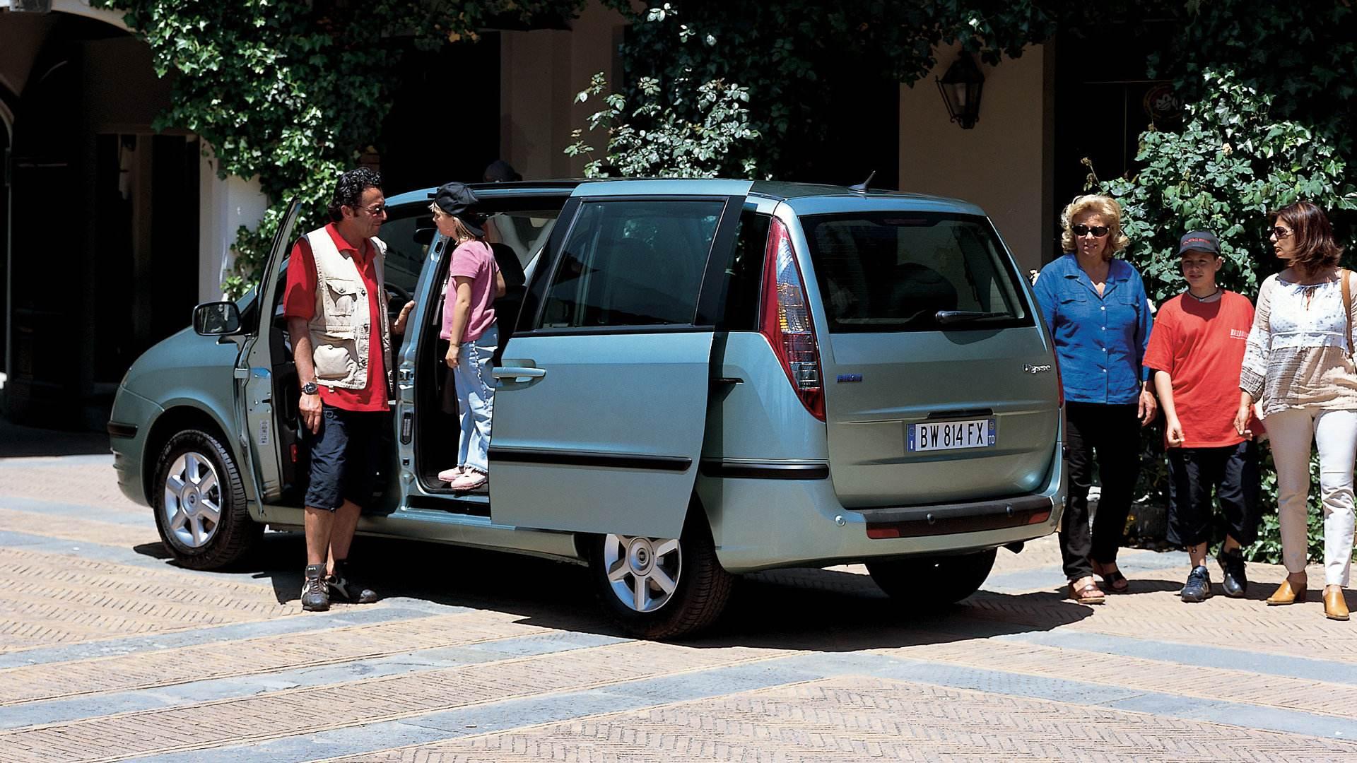 Fiat Ulysse Emotion Plus 3