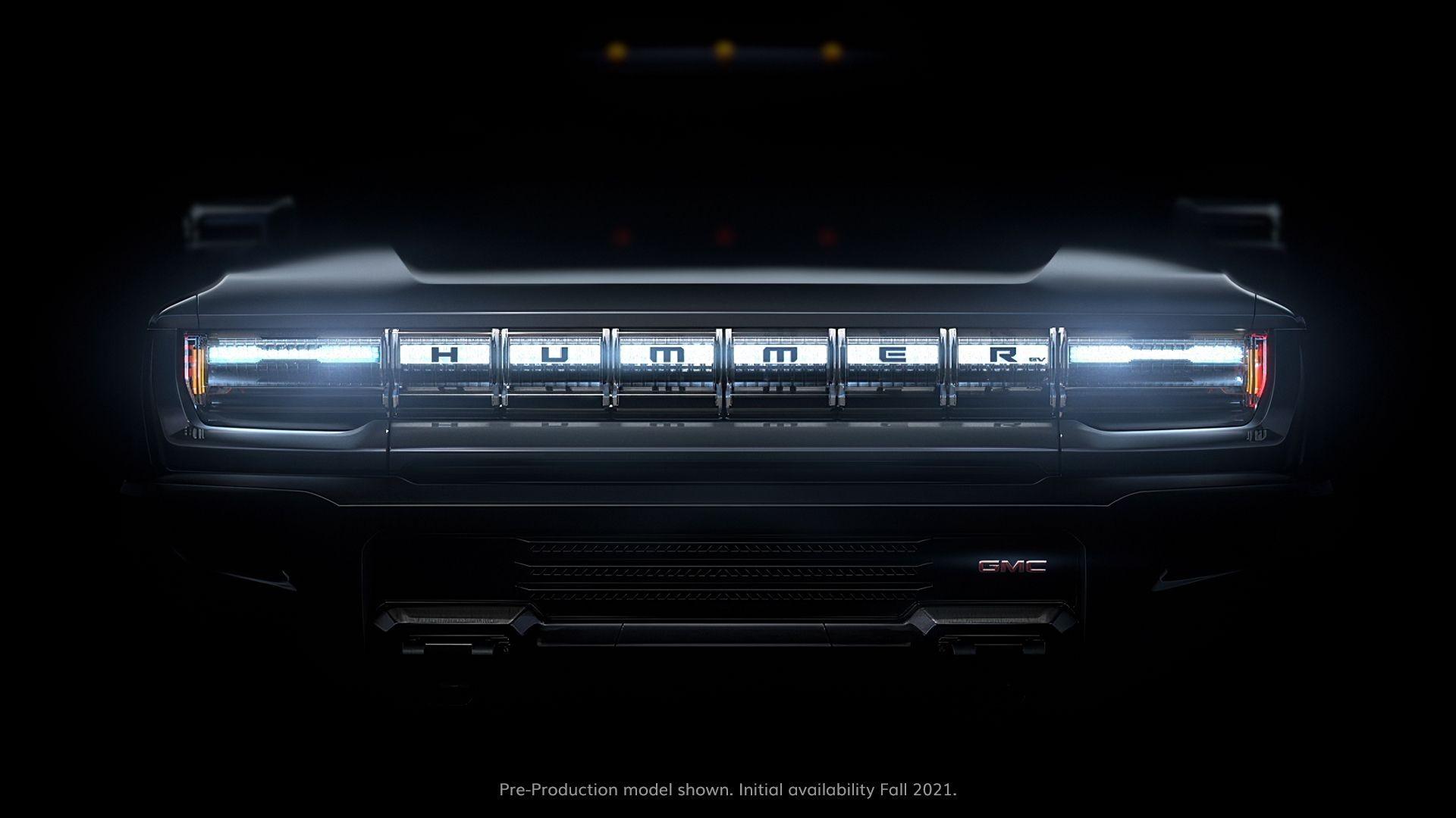 Esta noche se desvela el 2022 GMC Hummer EV