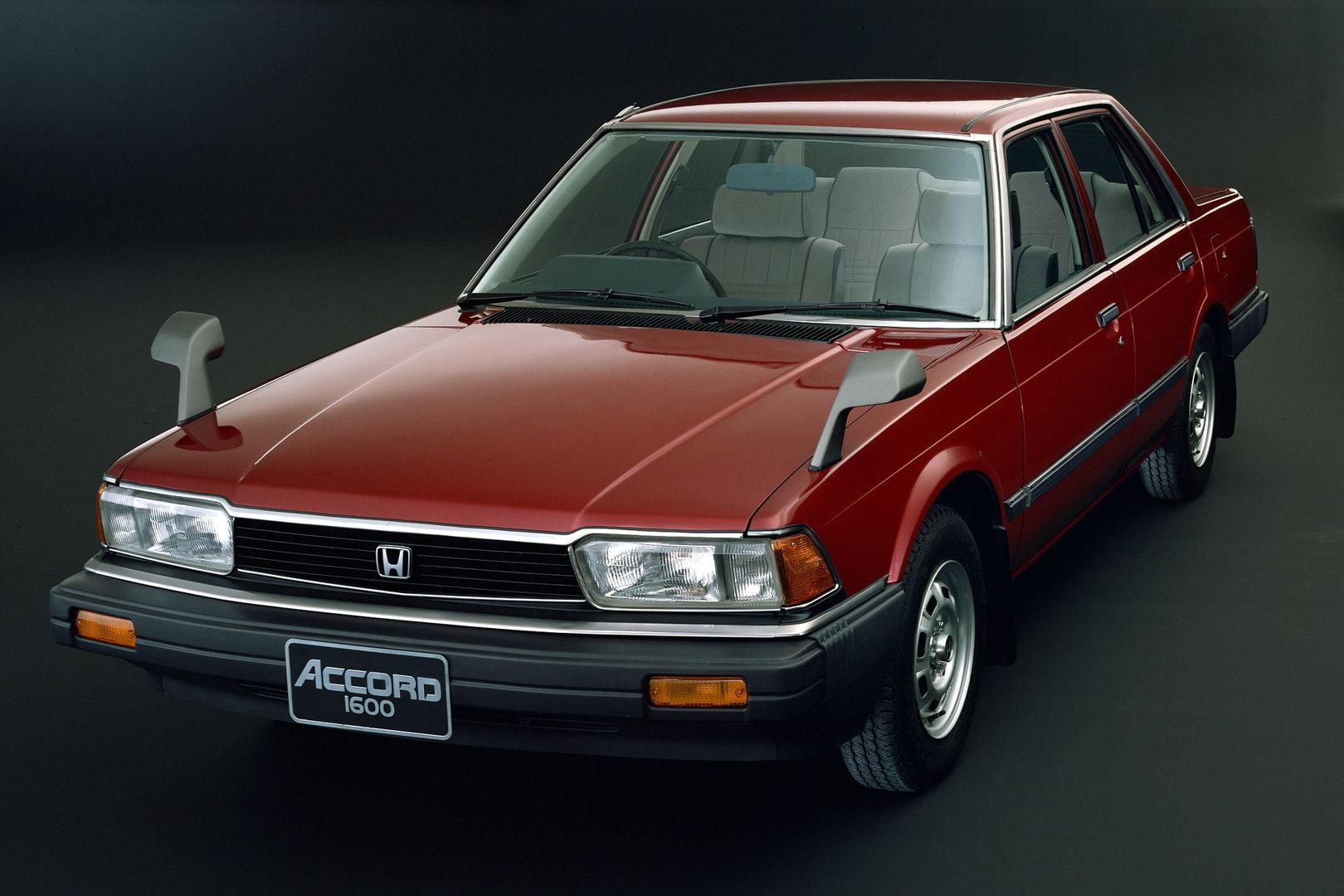 Honda Accord EX 2