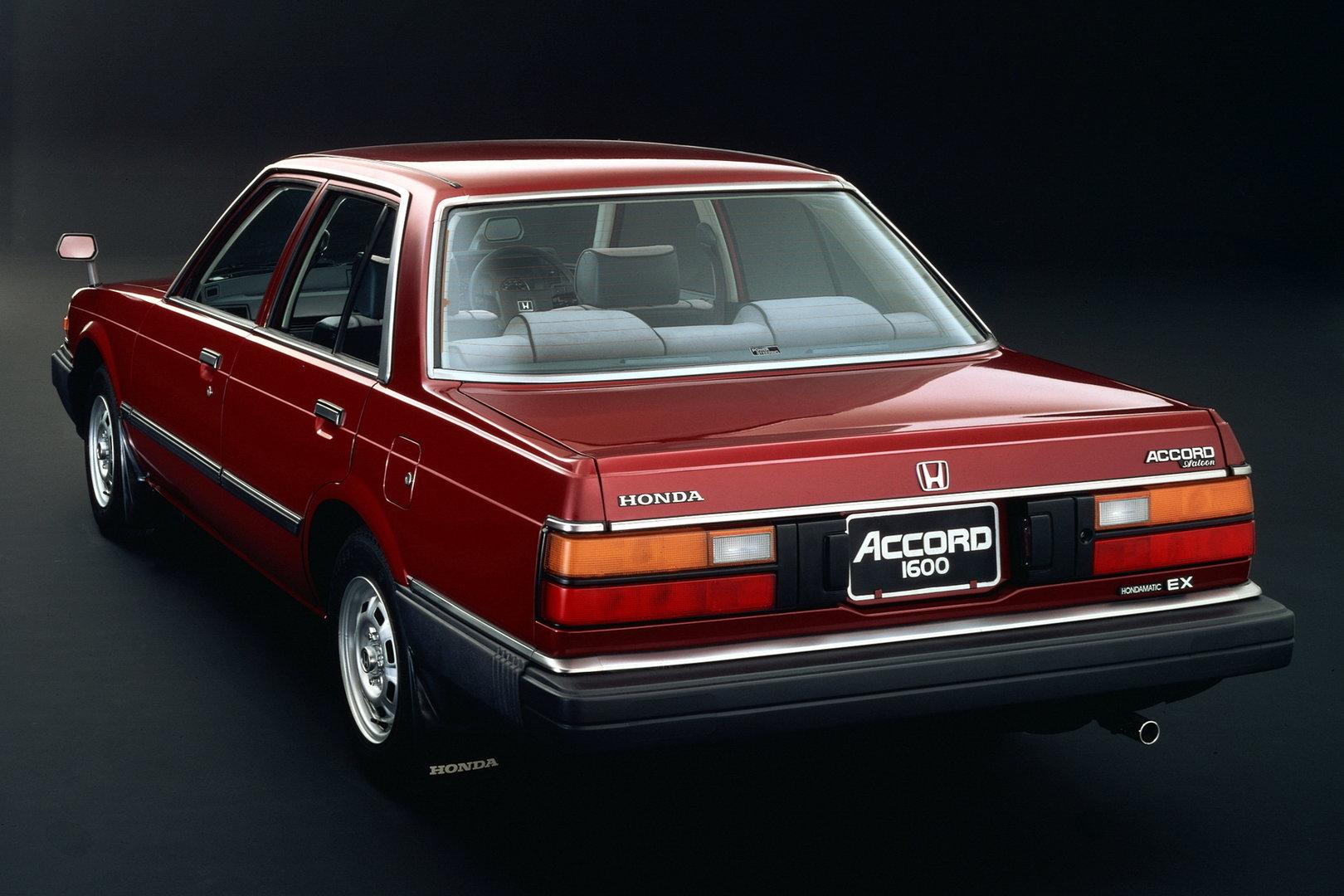 Honda Accord EX 3
