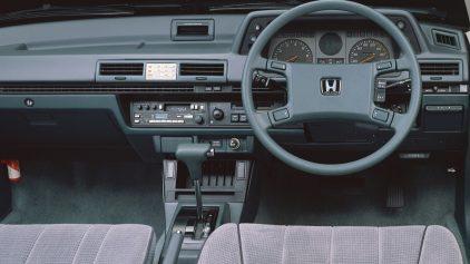 Honda Accord EX 5