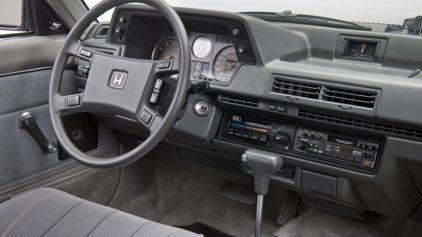 Honda Accord LX 1