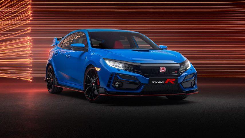 El Honda Civic Type R recibe algunos cambios en 2020