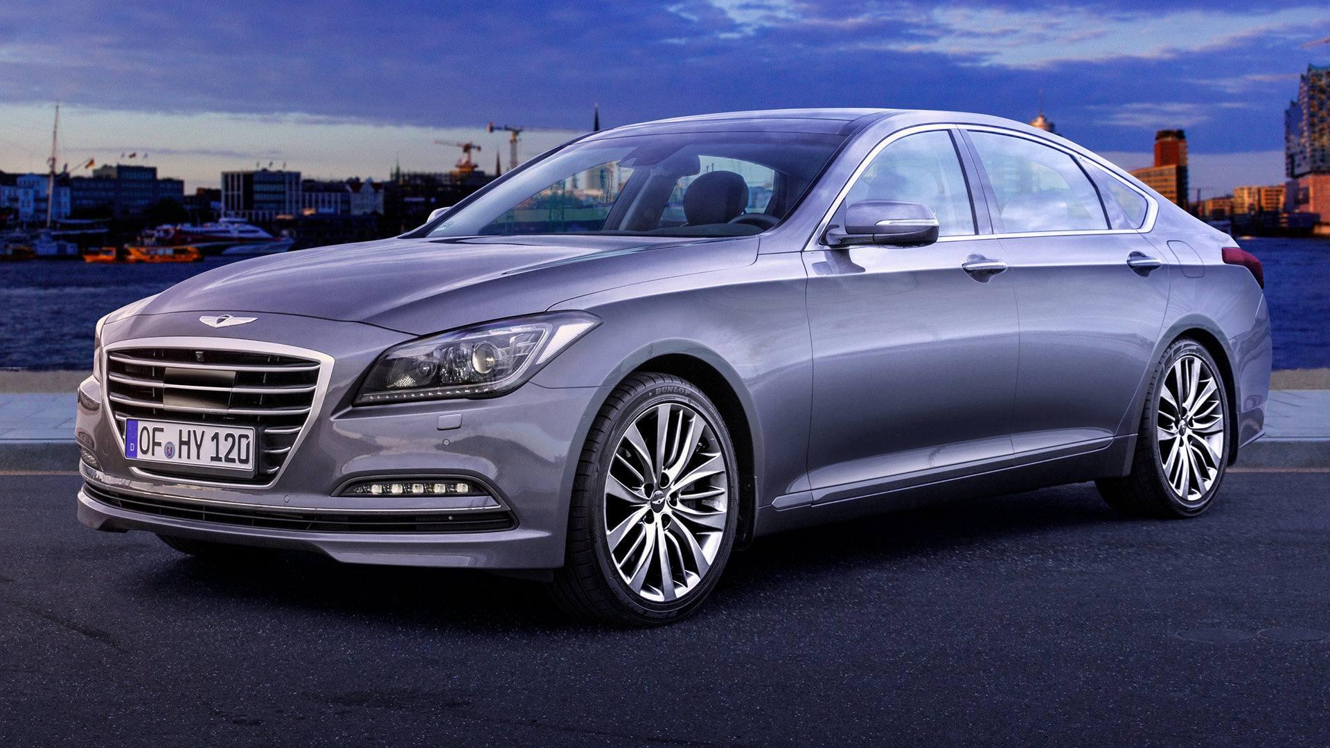 Coche del día: Hyundai Genesis Sedán (DH)