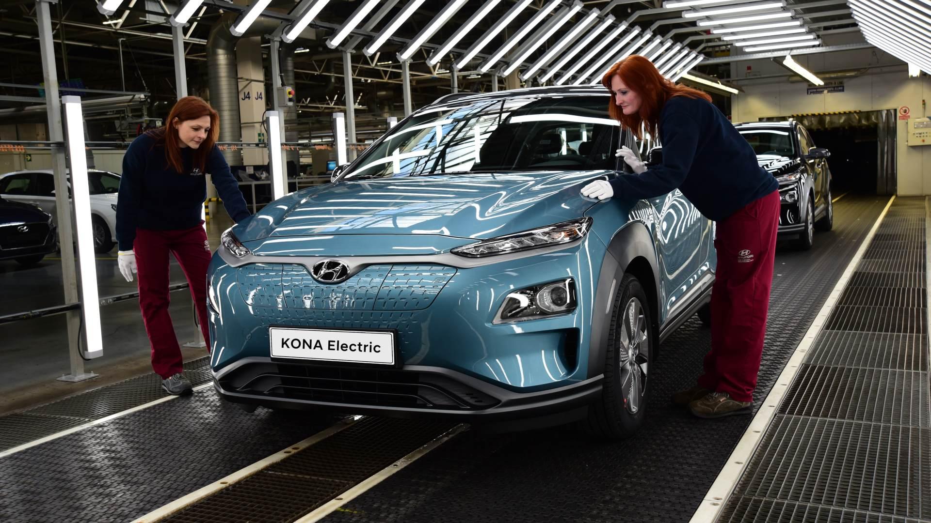 Ahora sí: Hyundai producirá el Kona eléctrico en Europa