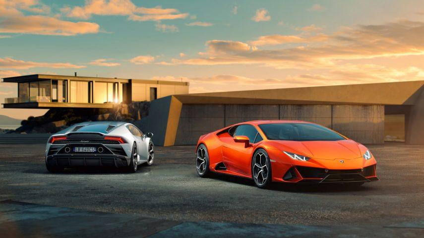 El Lamborghini Huracán EVO incorpora el sistema Alexa de Amazon