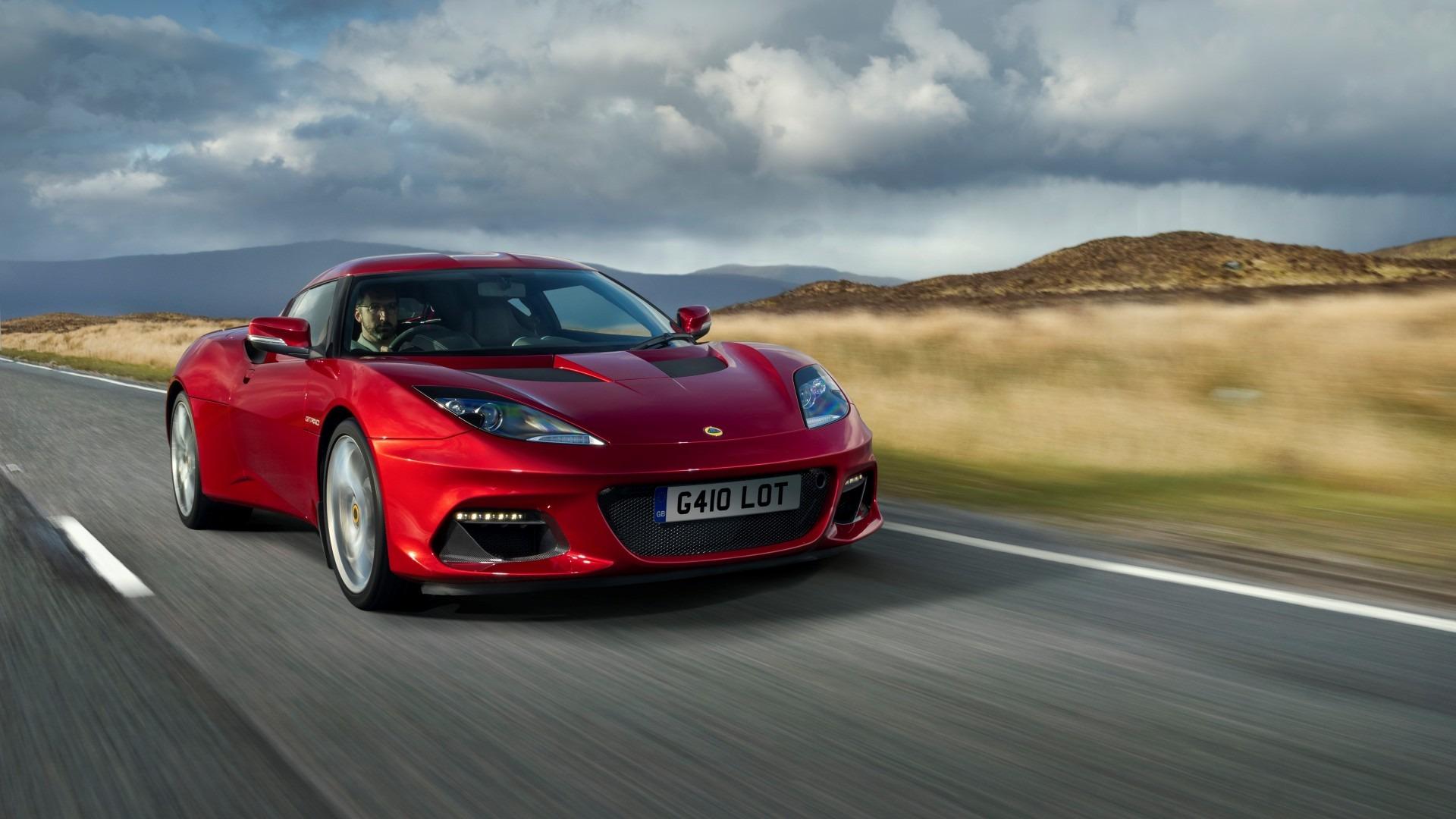 Lotus Evora GT410: ahora más gran turismo que nunca
