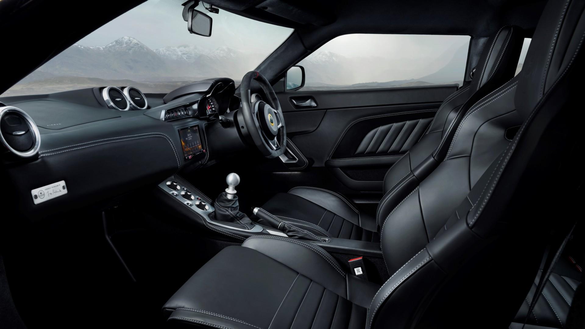 Lotus Evora GT410 2020 (9)