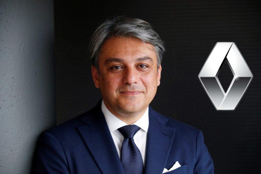 Luca de Meo ya está oficialmente en Renault