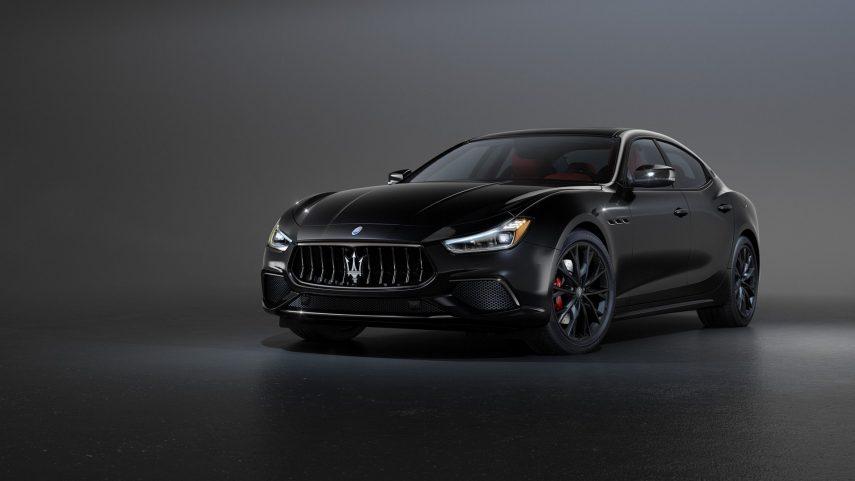 El Maserati Ghibli híbrido ya está casi a puntito de caramelo