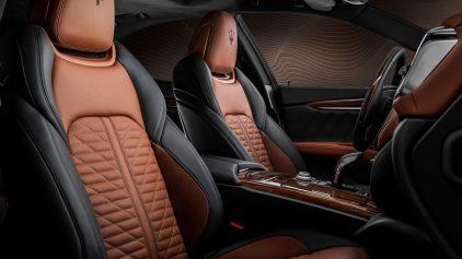 Maserati Levante Royale Interior