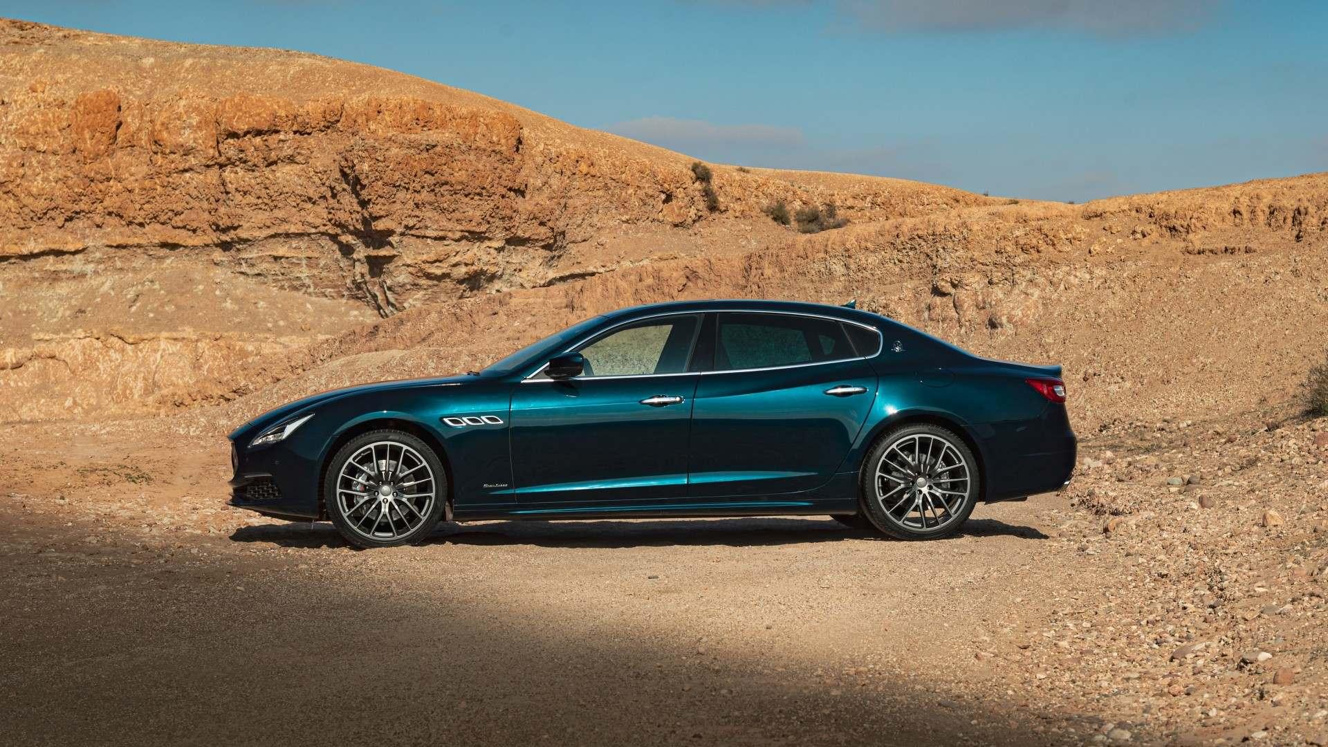 Maserati Quattroporte Royale (2)