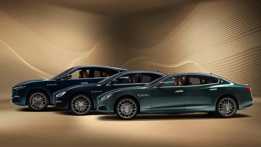 """Maserati homenajea su patrimonio con la nueva edición especial """"Royale"""""""