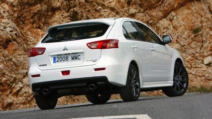 Mitsubishi Lancer Sportback Ralliart IX