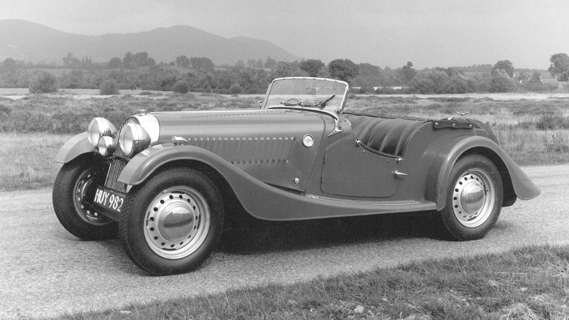 Morgan Plus 4 Prototipo (1950)