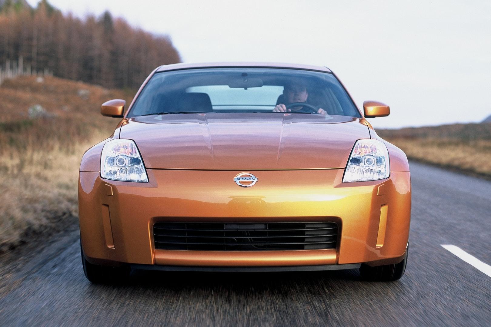 Coche del día: Nissan 350Z Coupé (Z33)