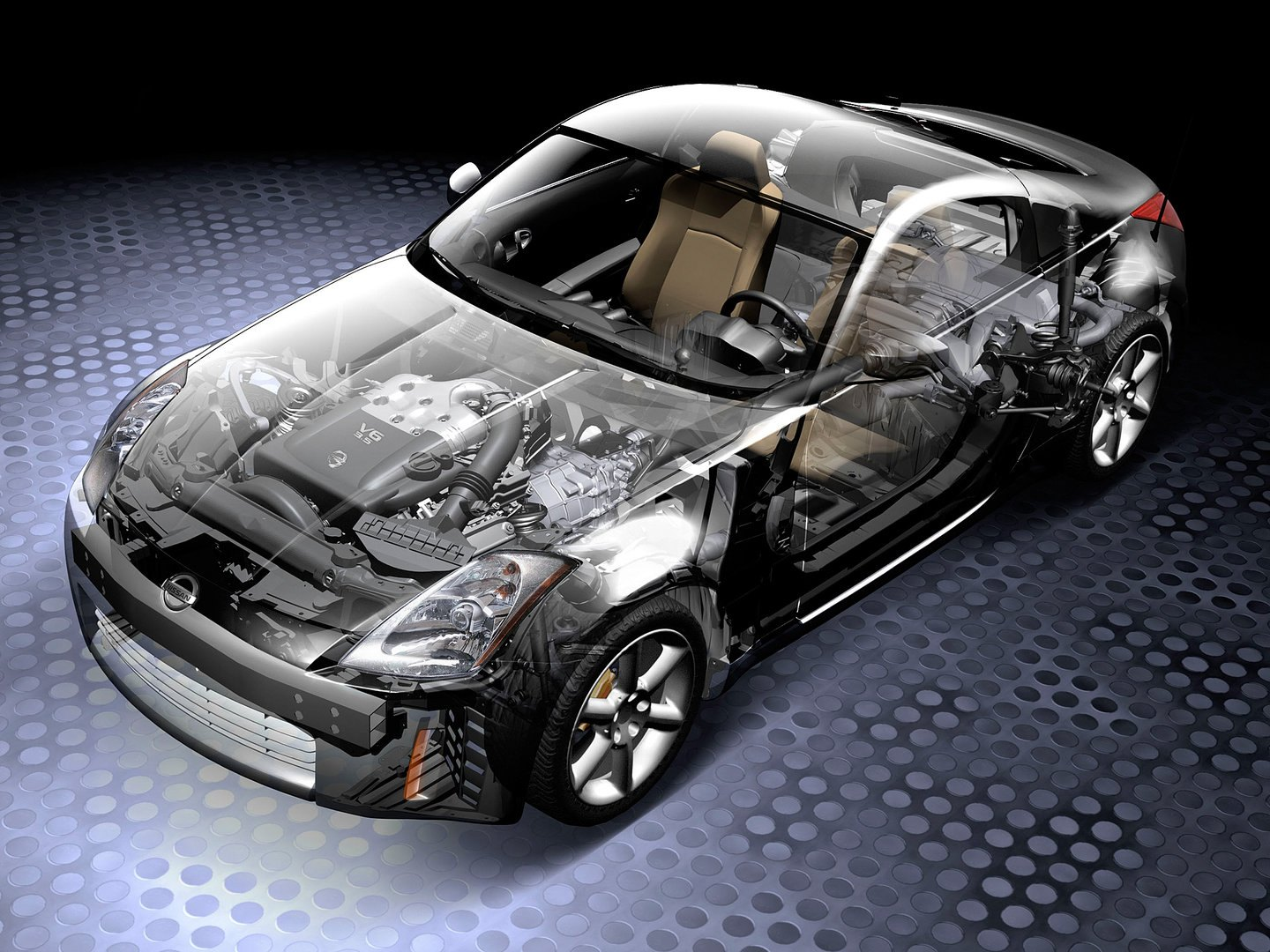 Nissan 350Z Coupe 4