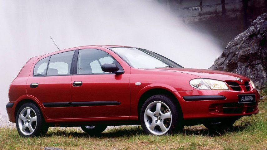 Coche del día: Nissan Almera 1.5 (N16)