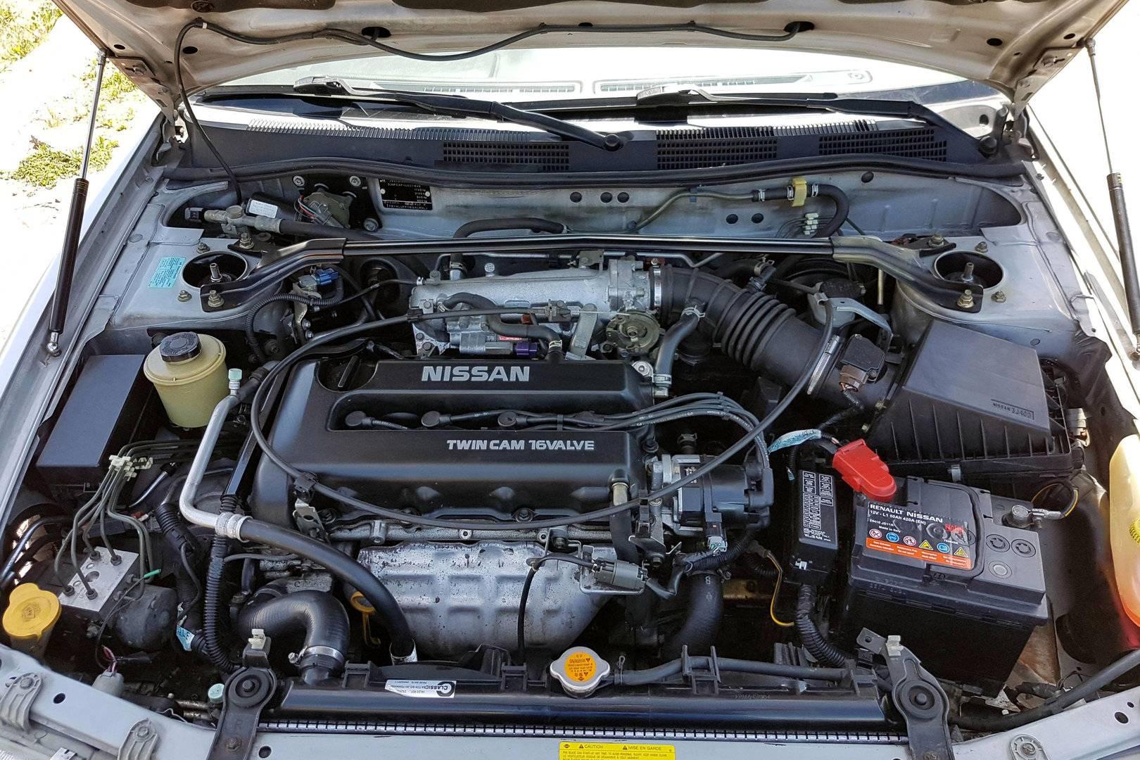 Nissan Primera GT motor SR20DE P11