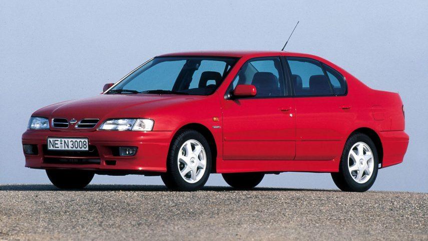 Coche del día: Nissan Primera GT (P11)