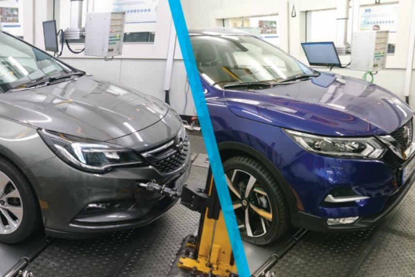 ¿Es un Diesel Euro 6d TEMP limpio? No mientras regenera el DPF