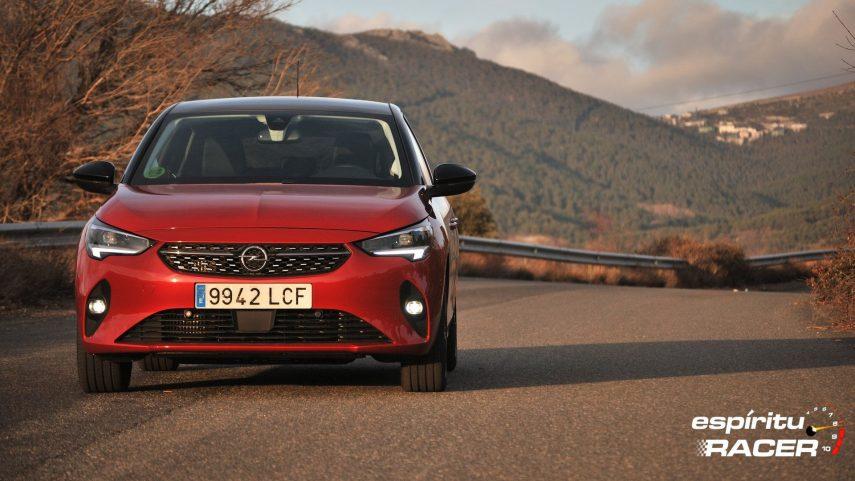 Prueba: Opel Corsa 1.2T (101 CV)