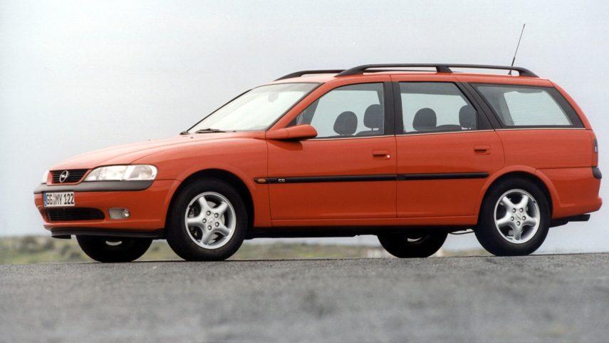 Coche del día: Opel Vectra Caravan 2.0 16v CD (B)