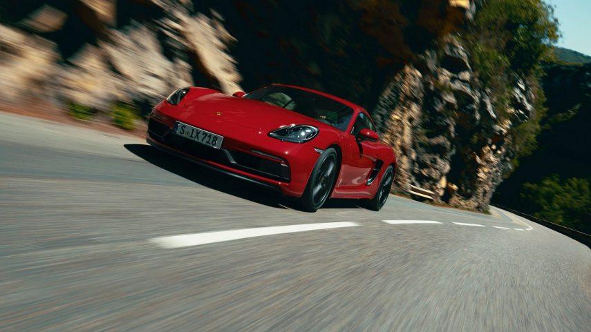 Nuevos Porsche 718 GTS 4.0, por fin con motor de seis cilindros