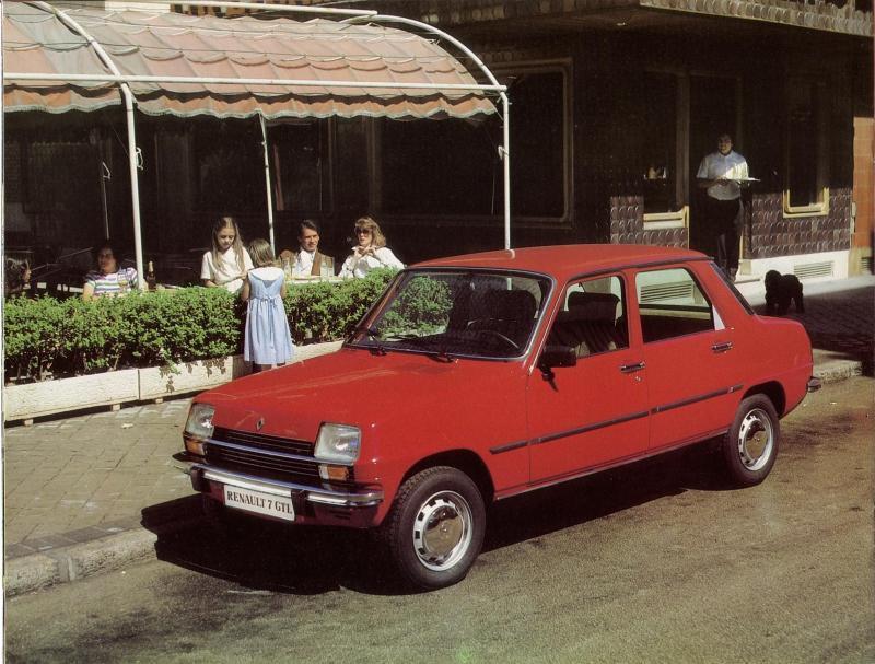 Renault 7 GTL 1