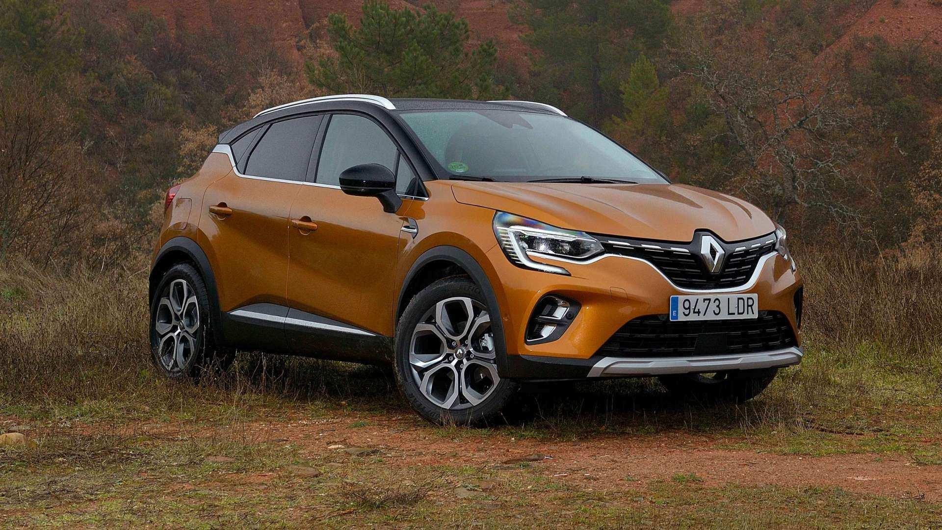 El nuevo Renault Captur ya está disponible en España