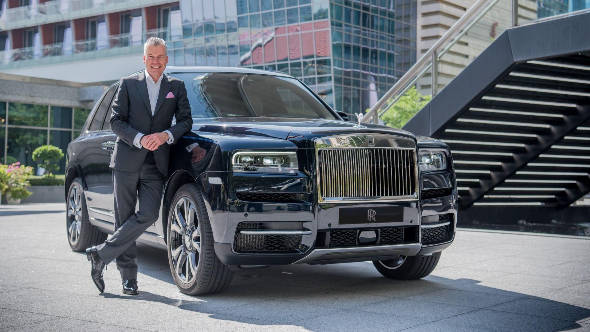 Rolls-Royce batió su  récord de ventas en 2019