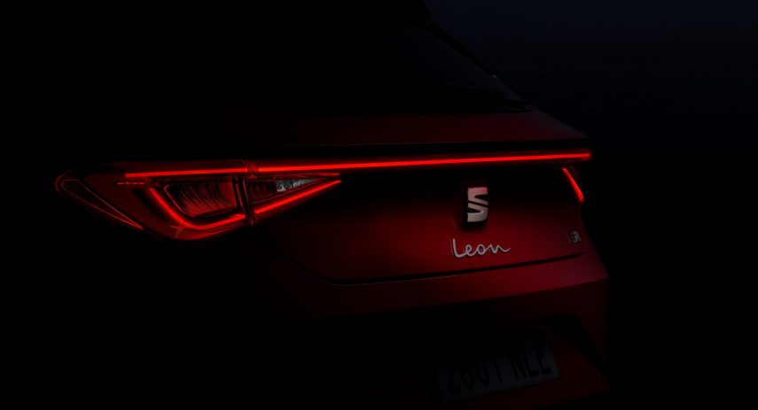 SEAT León 2020 Teaser