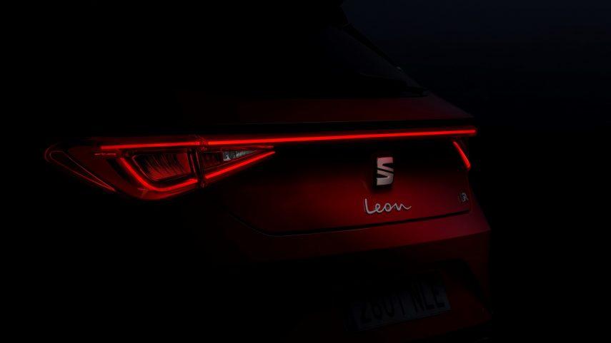 El nuevo SEAT León ya asoma la patita