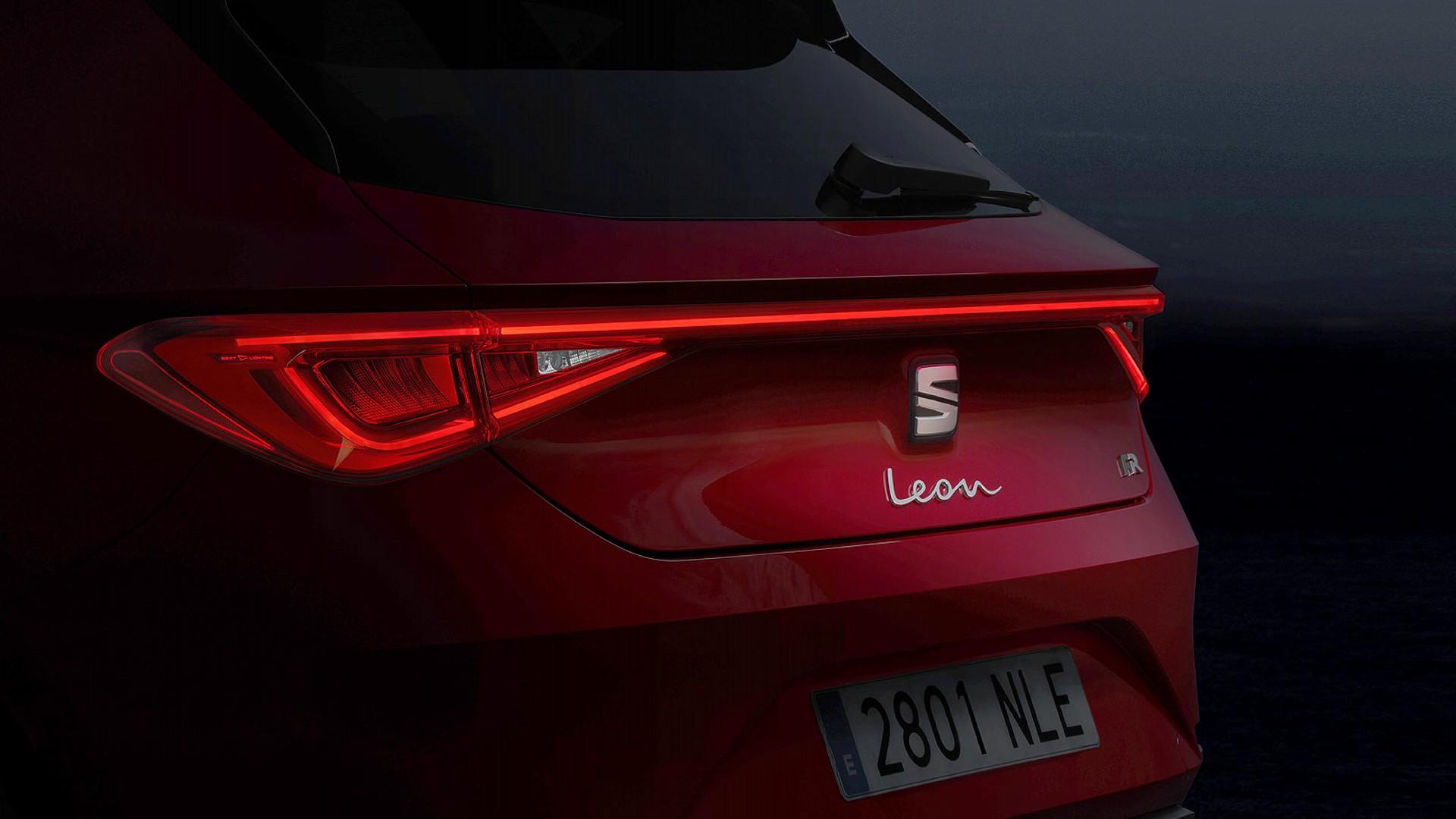 SEAT León 2020 Teaser (Brillo)