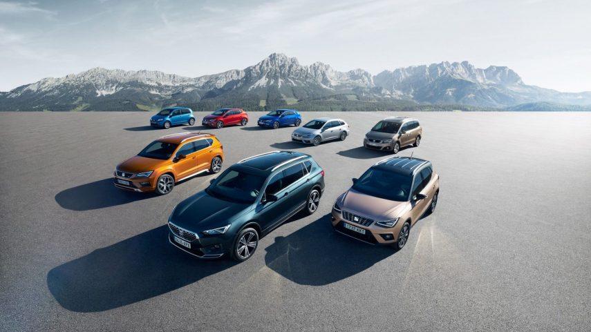 SEAT cierra 2019 como líder de ventas en España