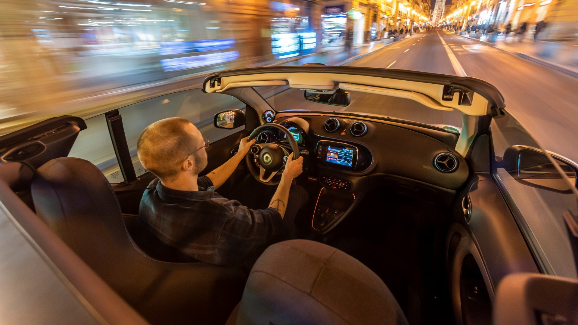 smart EQ fortwo Cabrio 2020 (3)