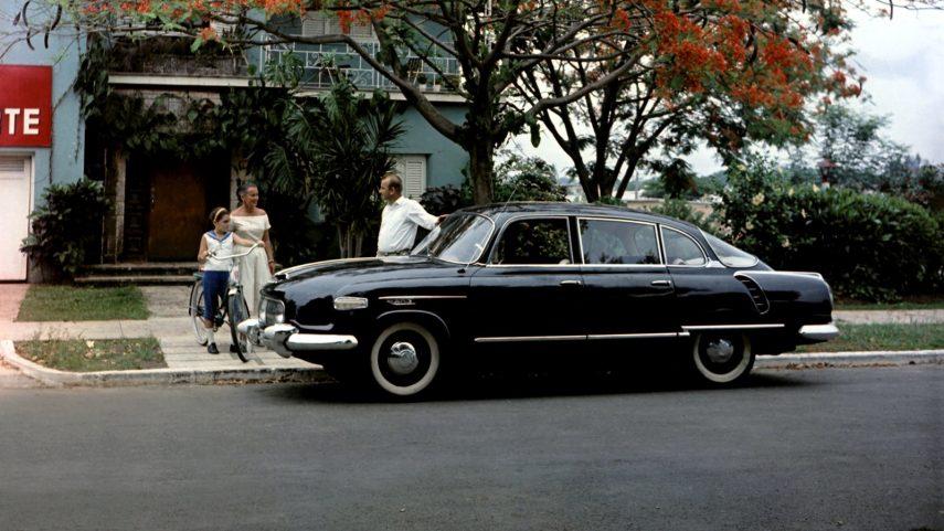 Coche del día: Tatra 603