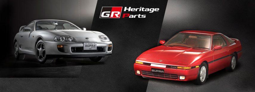 Toyota volverá a fabricar este año ciertos recambios para los Supra clásicos