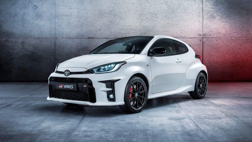 Toyota GR Yaris: 261 CV, cambio manual y tracción total