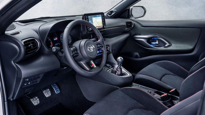 Toyota GR Yaris 2020 (6)
