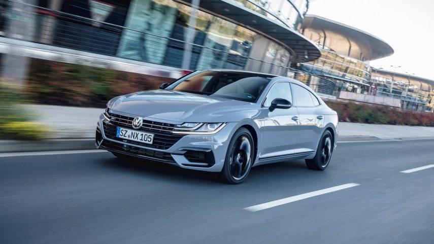 Volkswagen Arteon R-Line Performance: solo 80 unidades en España