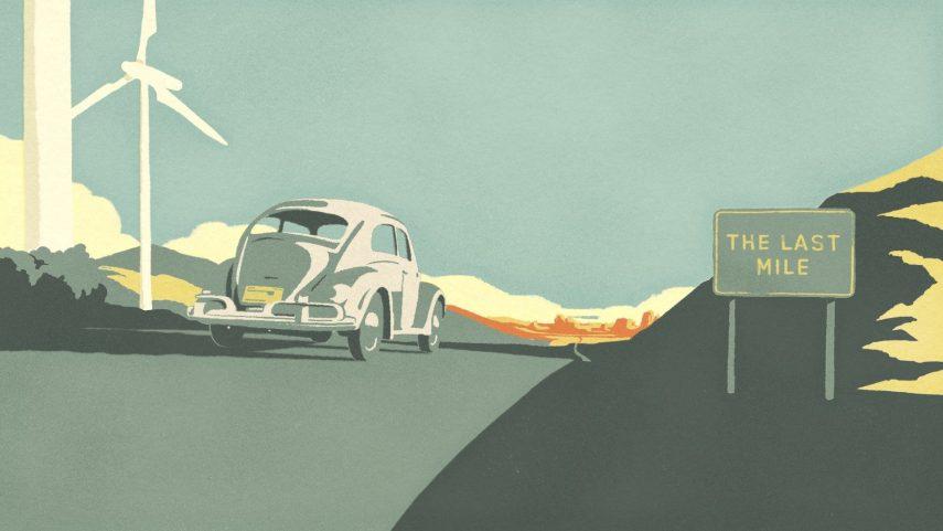 El Volkswagen Beetle se despide en este emotivo vídeo animado