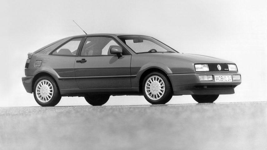 Coche del día: Volkswagen Corrado 1.8 16v GT