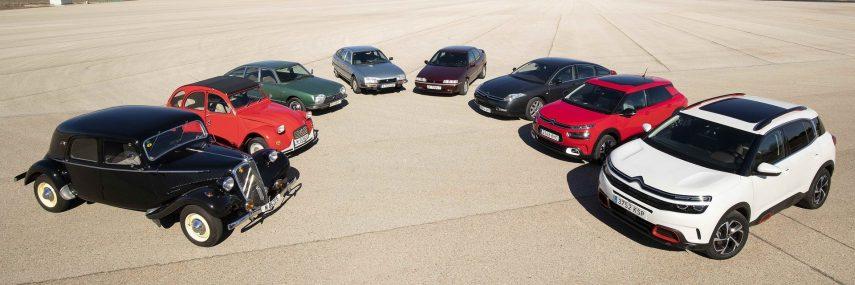 100 años de historia de Citroën (X)